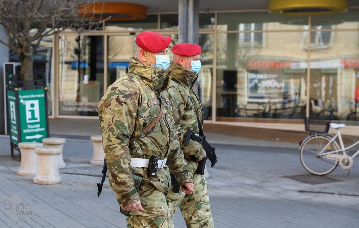 Index - Belföld - A honvédség önkéntes katonai szolgálatra hívja a fiatalokat
